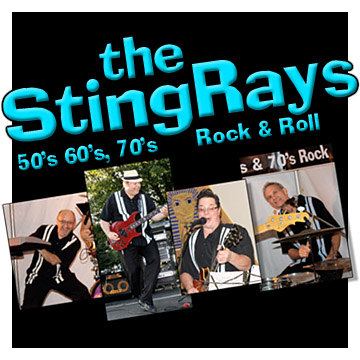 Click here for http://www.thestingrays.com